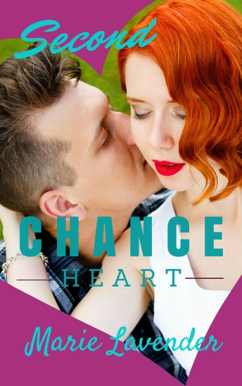 Second Chance Heart - final cover